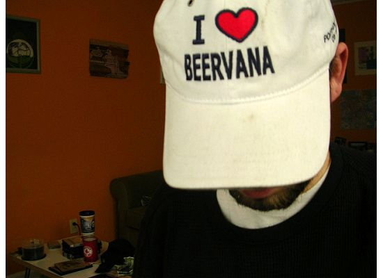 Hats like this are a good indication of one being a beer SNOB