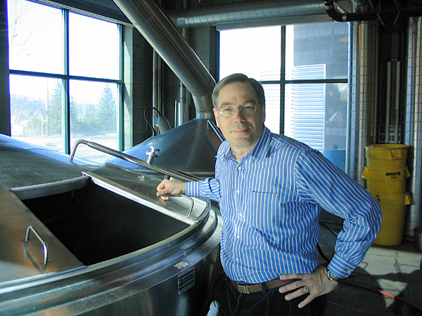 Larry Sidor Deschutes brewmaster