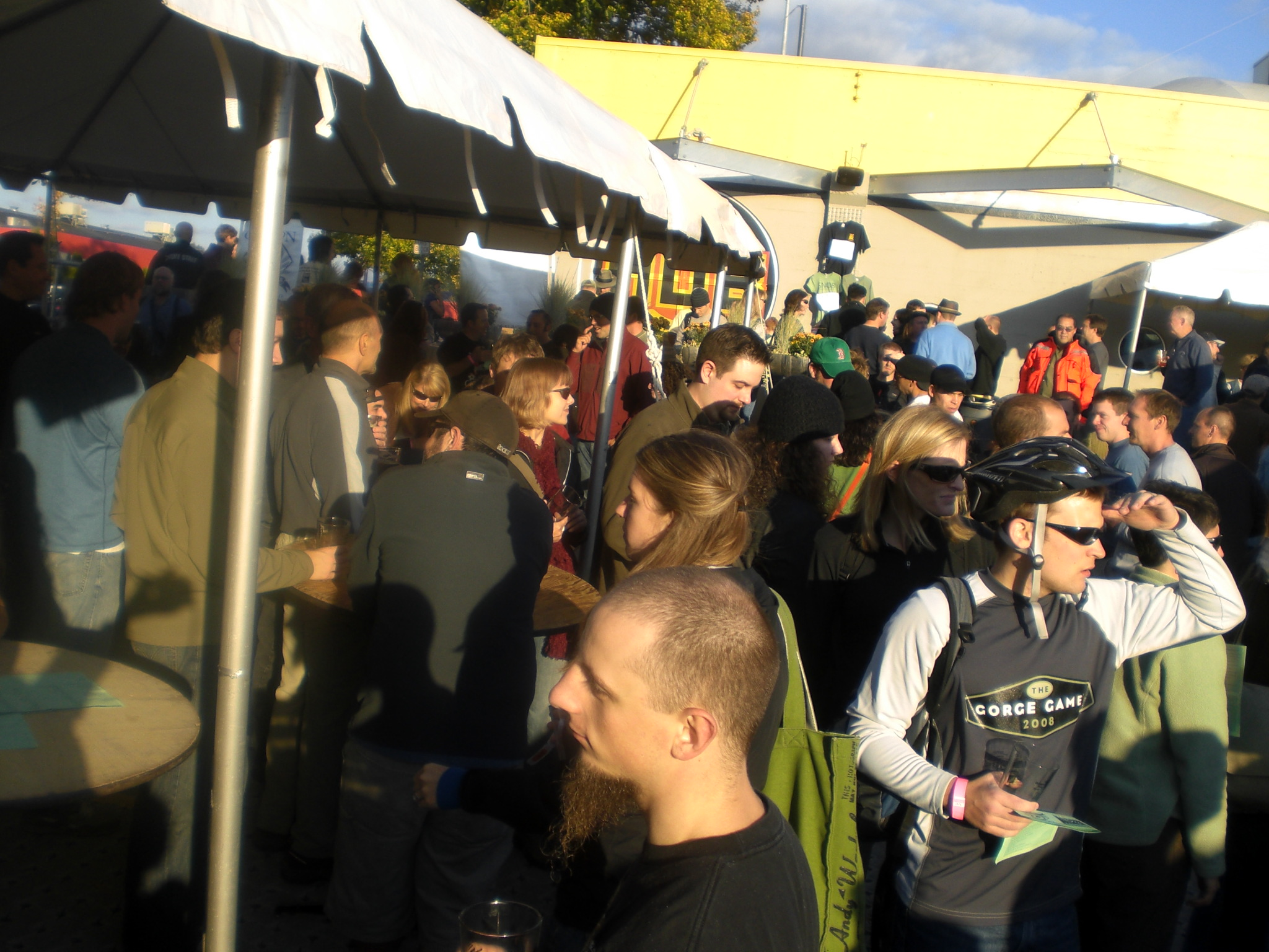 Maddening crowds depleted the Portland Fresh Hops quickly