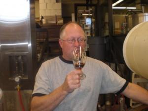 Cascade Brewing's Ron Gansberg