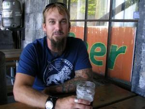 Craig Nicholls of Roots