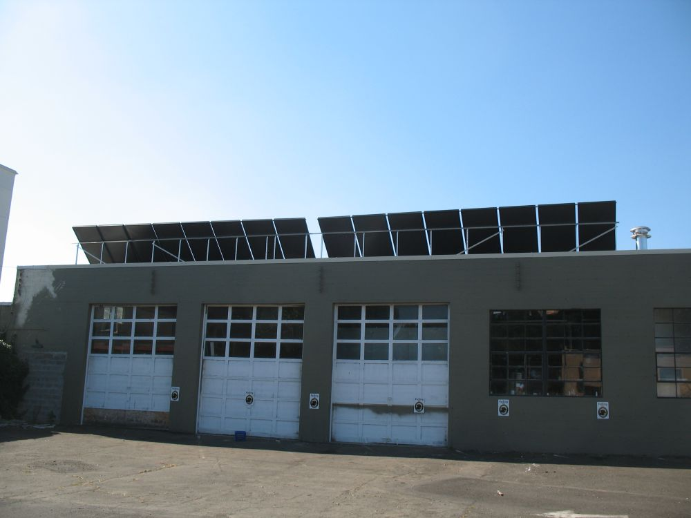 New thermal energy panels installed at Quimby's Lucky Lab