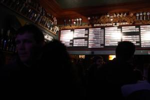 Crowded Friday night at Toronado