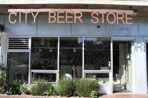 City Beer Store in San Francisco