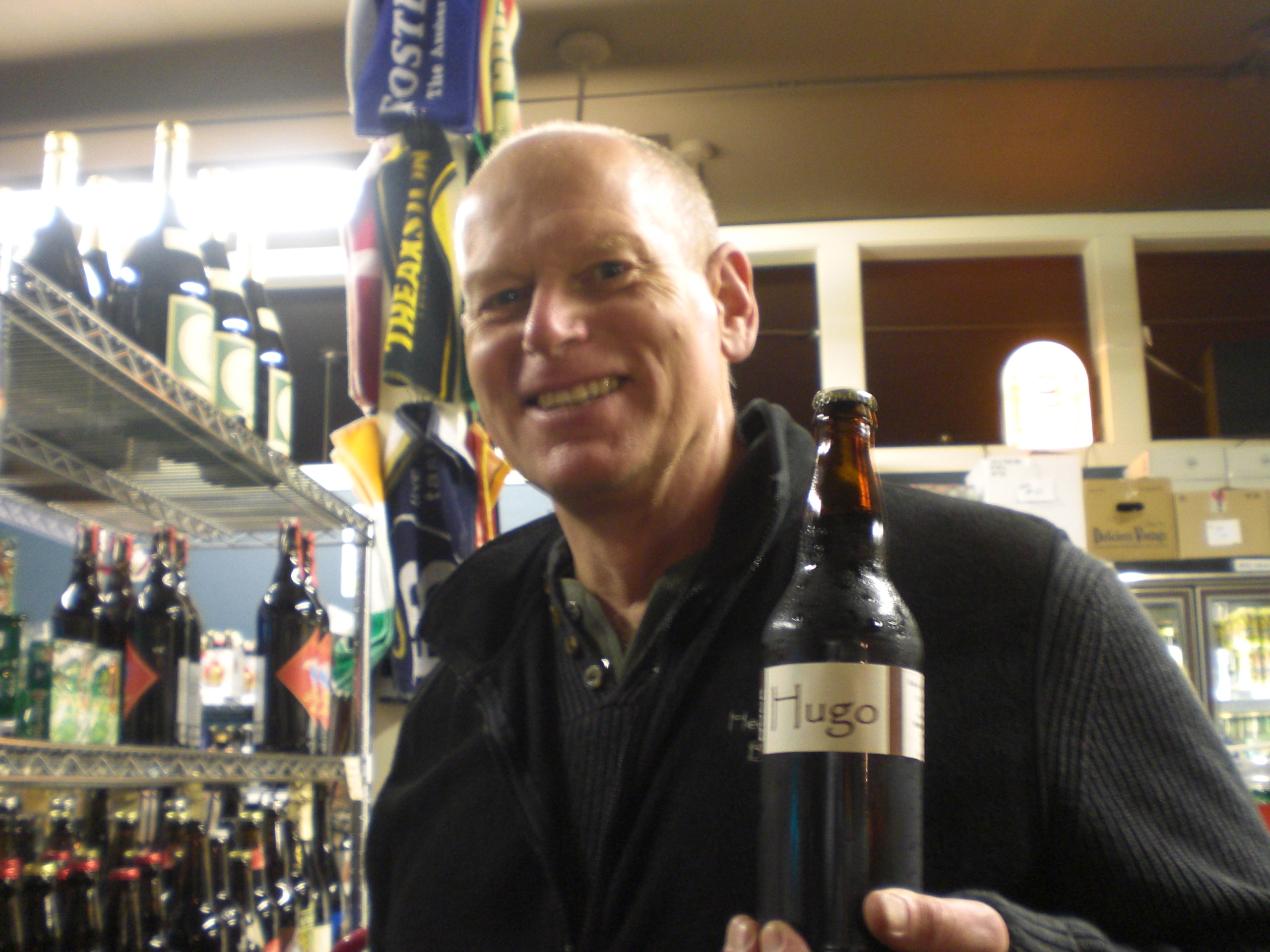 Heater Allen's Rick Allen will feature his tasty German-inspired brew at Belmont Station's Fringe Fest