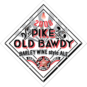 Pike Old Bawdy 2008