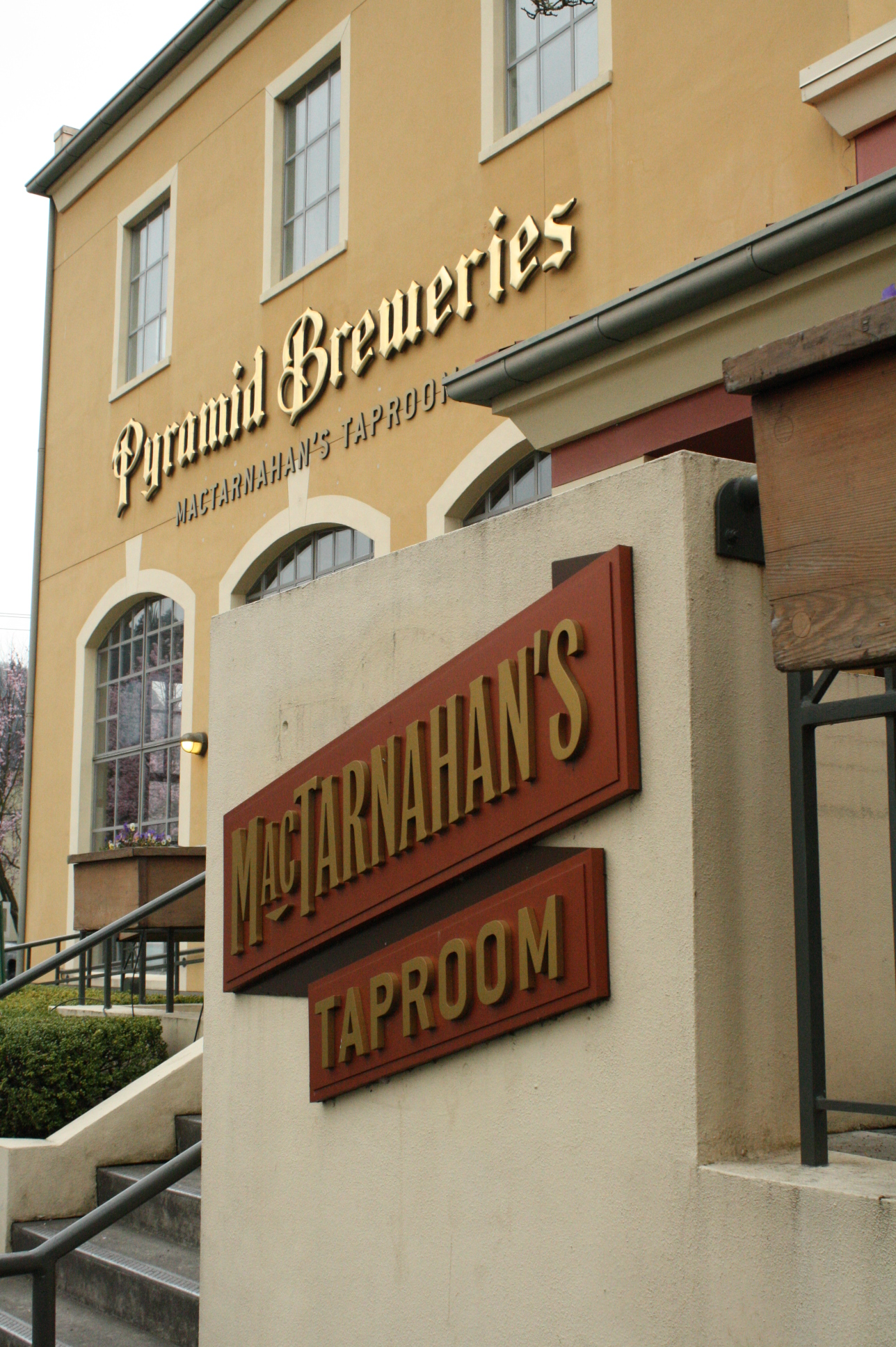 Pyramid Taproom