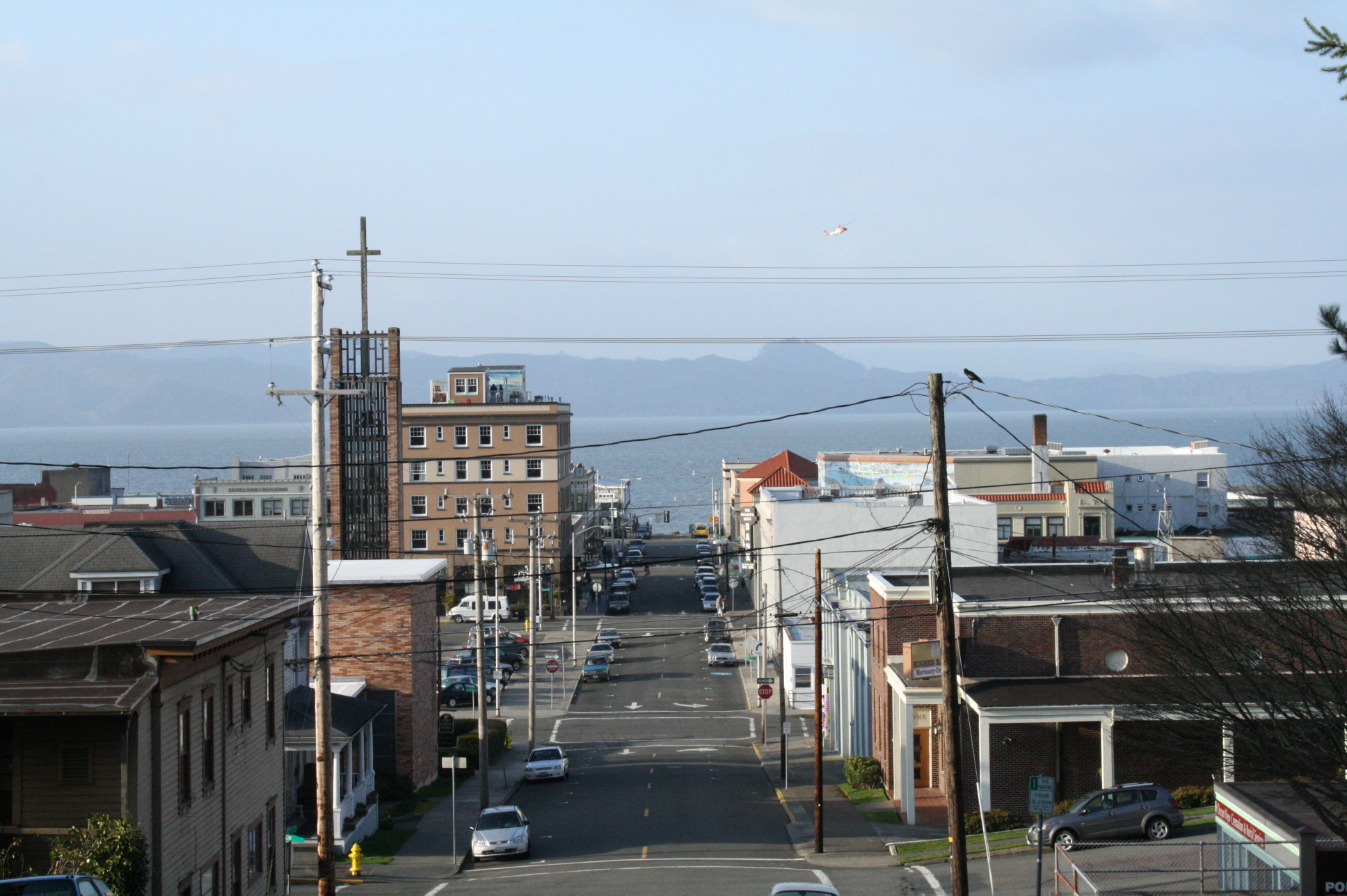 I had been to Astoria Oregon