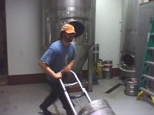 Brewer Bryan Keilty of New Old Lompoc