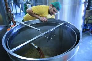 HUB brewer Jaime Rodriguez