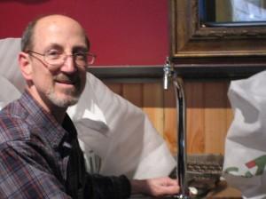 Mike Moscarelli (photo by John Foyston)