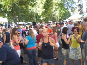 2009 Portland International Beerfest