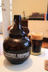 Fort George Spank Stout