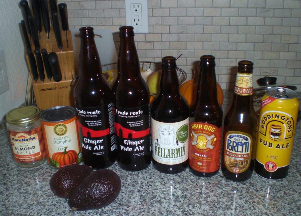 Beer Drinked