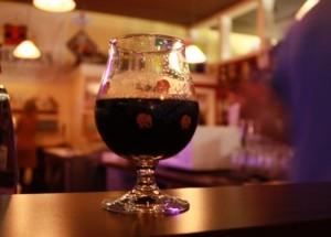 Barley Brown's Turmoil Imperial Cascadian Dark Ale