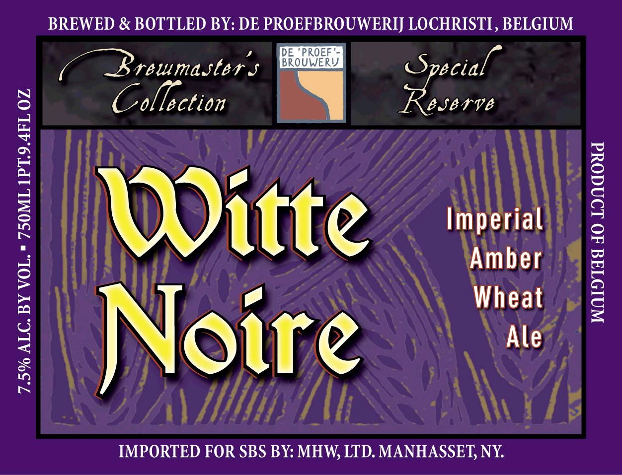 Witte Noire
