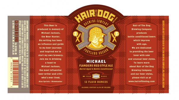 "Hair of the Dog ""Michael"""