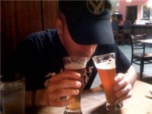 "Chris ""Beer Retard"" Delvin"