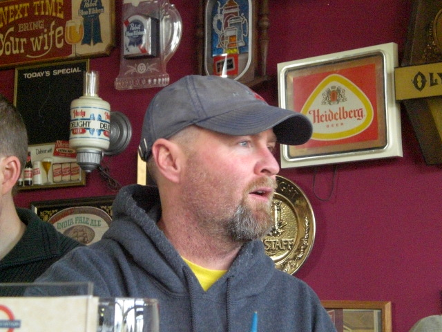 New Old Lompoc's Dave Fleming offered his brewing insight and experience at CDA Symposium