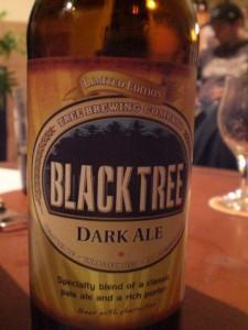 Black Tree Dark Ale