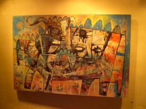 artwork by Blaine Fontana