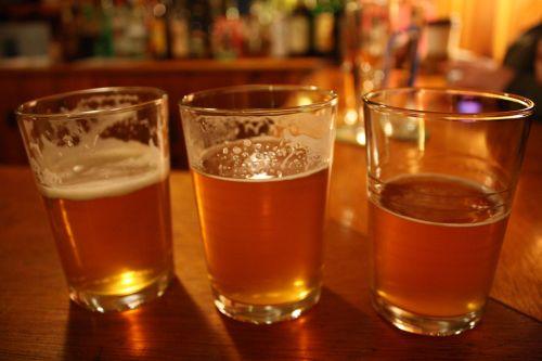 Three Mt. Tabor Pale Ales