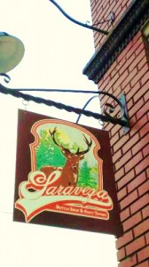 Saraveza Bottle Shop & Pasty Tavern