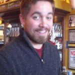Saraveza bar tender Jonathan Carmean