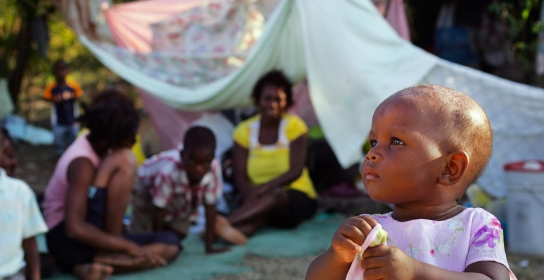 Donate To Haitian Relief Fund