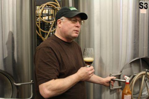 Cascade Brewmaster Ron Gansberg