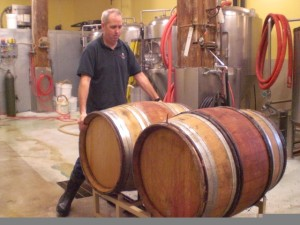 Golden Valley Brewmaster Mark Vickery is now starting his own brewery, Grain Station Brew Works, also in McMinnville, OR