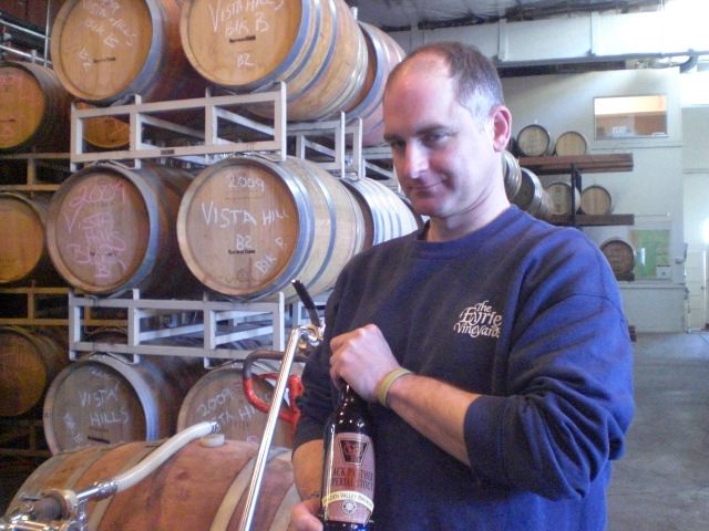 Panther Creek Winemaster Michael Stevenson