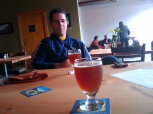 Portland Beer and Music's Jason Wallace at Migration with Widmer's Collaborator Hallucintor