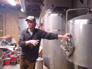 Michael Branes at Migration Brewery