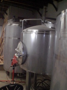 Migration brewhouse