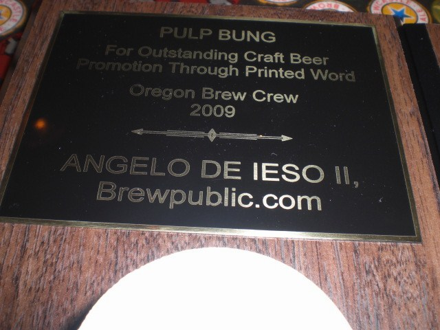 Brewpublic wins the Bung!