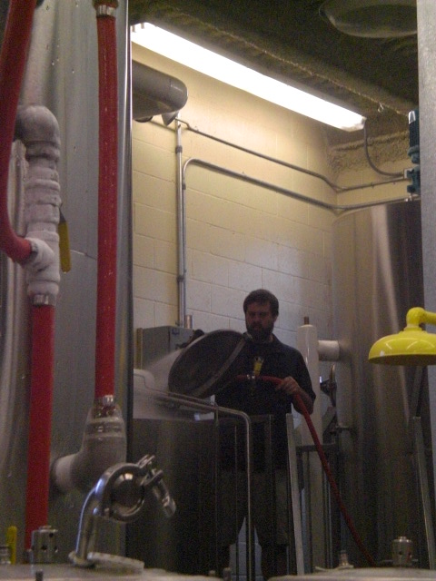 Cascade brewer Curtis Bain