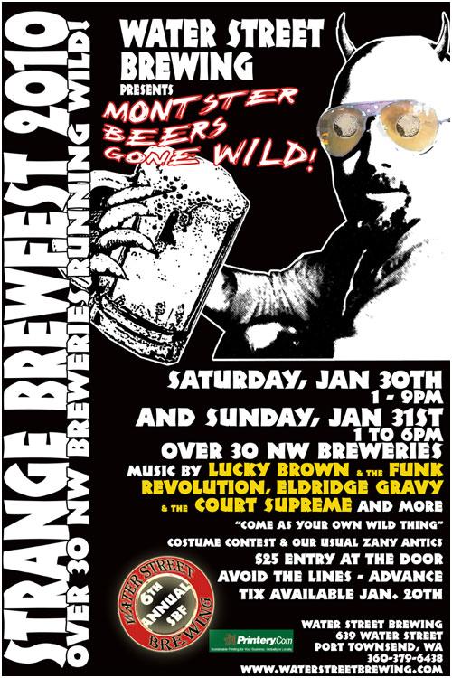 """Strange Brew 2010: """"Montsters""""?!"""