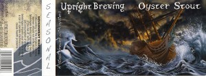 Upright Oyster Stout