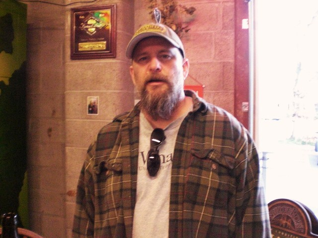 Beer Valley brewer-founder Pete Ricks