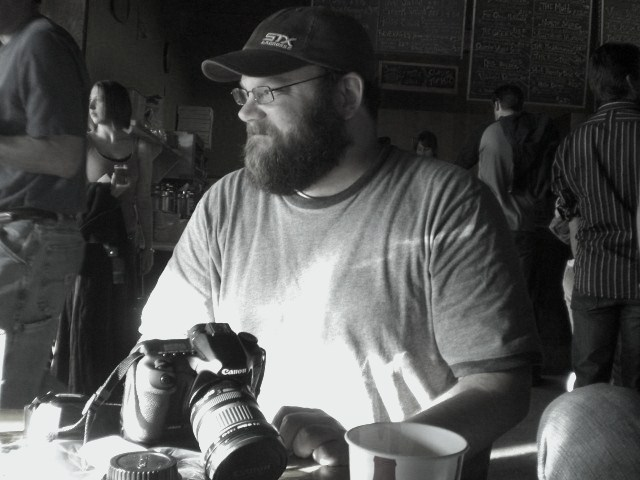 Our friend Matt Wiater of PortlandBeer.org can give us lessons on how to take quality photos.