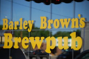 (photo courtesy of Barley Brown's Brewpub)