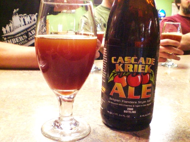 2008 Cascade Kriek