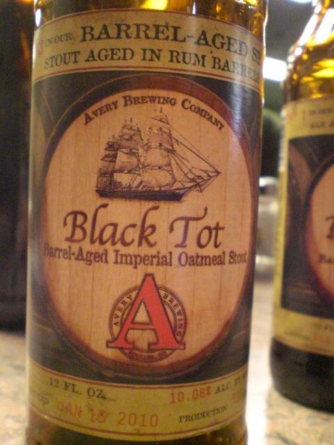 Avery Black Tot
