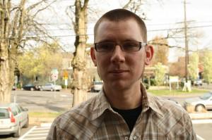 Walking Man head brewer Jacob Leonard