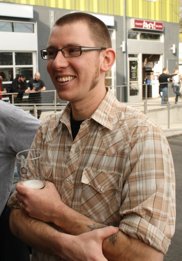 Walking Man head brewer Jacob Leonard soon to brew for Breakside Brewery