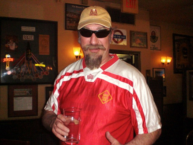 Elysian Brewing co-founder Dave Buhler at the Horse Brass Pub