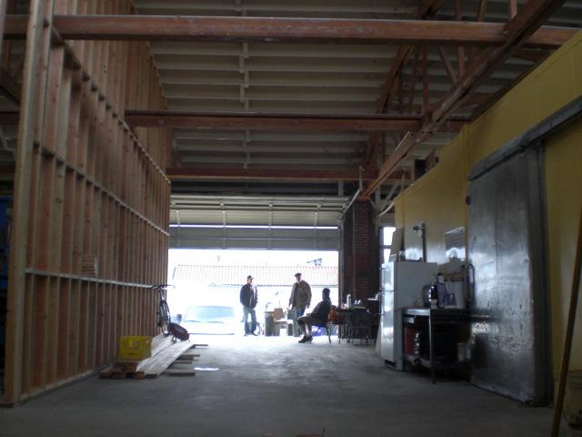 Cascade Barrel Room in SE Portland