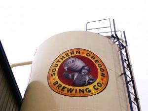 SOB grain silo