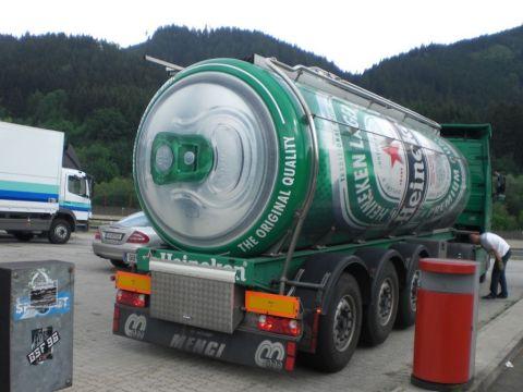 That's a big Heine